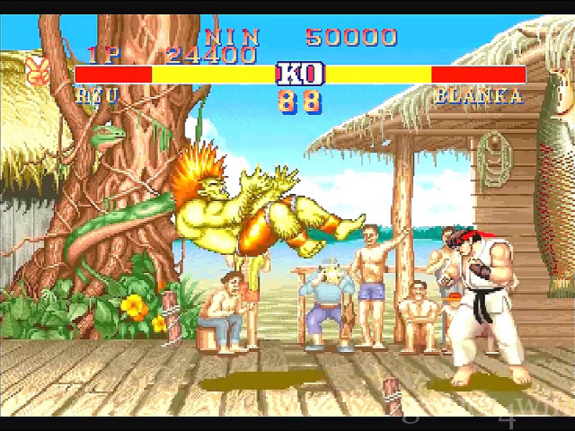 Super Street Fighter 2 Collection Free Download full game