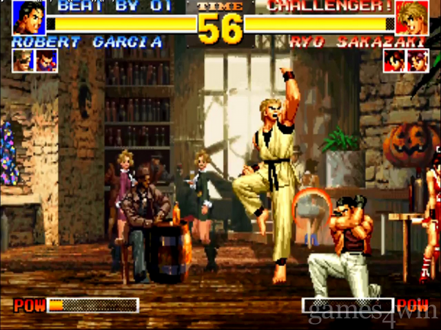 The King of Fighters 95 3
