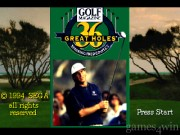 36 Great Holes Staring Fred Couples 1