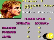 Andre Agassi Tennis 19