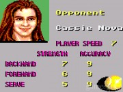 Andre Agassi Tennis 18