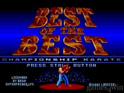 Best Of The Best Championship Karate 1