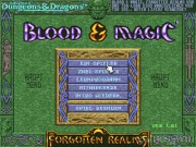 Blood & Magic 1