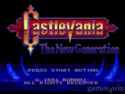 Castlevania - The New Generation 1