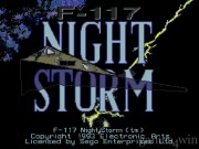 F-117: Nightstorm 1