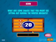 Family Feud Holiday Edition 3