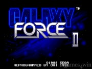 Galaxy Force 2 1