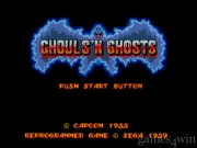 Ghouls 'N Ghosts 1
