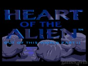Heart of the Alien 1