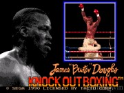 "James ""Buster"" Douglas Knock Out Boxing 1"