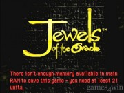 Jewels of the Oracle 1
