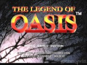 Legend of Oasis 1