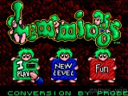 Lemmings (gamegear) 2