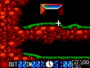 Lemmings (gamegear) 7