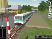 Microsoft Train Simulator 11
