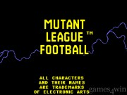 Mutant League Football 1