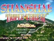Shanghai Triple Threat 1