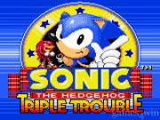 Sonic The Hedgehog - Triple Trouble 1
