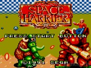 Space Harrier 4