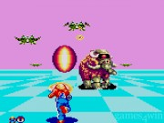 Space Harrier 10