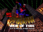 Spider-Man: Web Of Fire 1