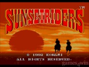 Sunset Riders 1