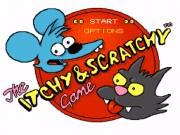 The Itchy & Scratchy Game 1