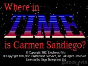 Where In Time Is Carmen Sandiego? 1