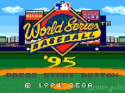 World Series Baseball 95 4