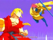 X-Men v.s. Street Fighter 1