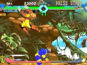 X-Men v.s. Street Fighter 11