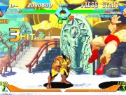 X-Men v.s. Street Fighter 4