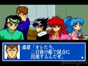Yu Yu Hakusho - Sunset Fighters 3