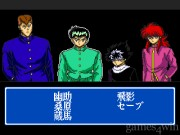 Yu Yu Hakusho - Sunset Fighters 2