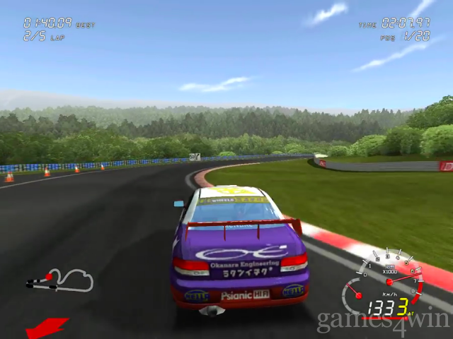 toca race driver 2 free download full version