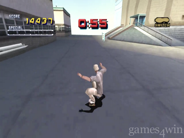Tony Hawk's Pro Skater 2 Free Download full game for PC