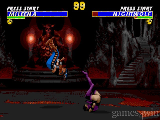 Ultimate Mortal Kombat 3 Free Download full game for PC