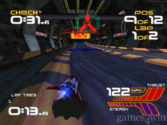Wipeout 2097 4