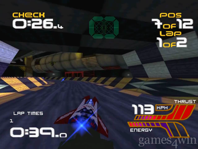 Wipeout 2097 7