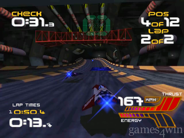 Wipeout 2097 9