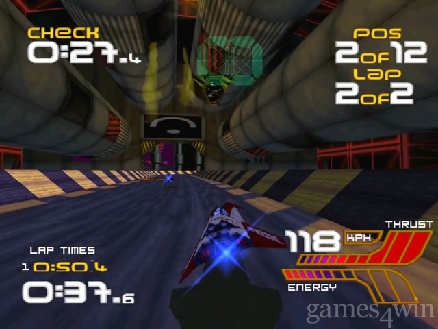 Wipeout 2097 11