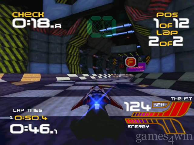 Wipeout 2097 14