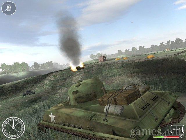 WWII Tank Commander Free Download full game for PC, review
