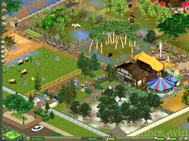 Zoo Tycoon Free Download full game for PC, review and system