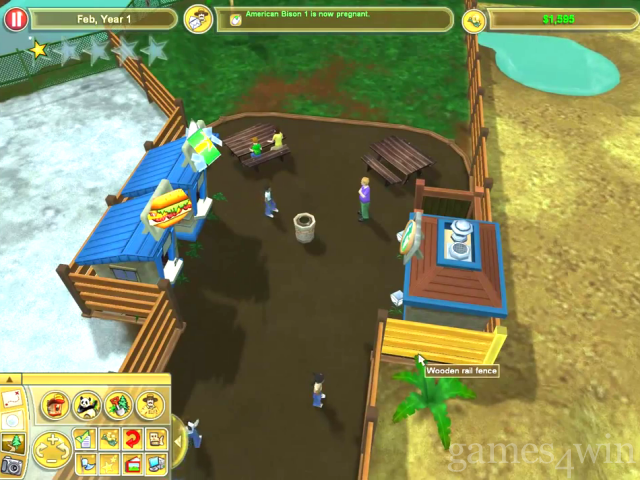Zoo Tycoon 2: Endangered Species Free Download full game for
